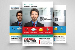 Business Agency Flyer Template