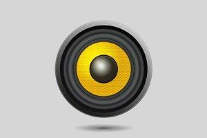 Audio Speaker Set