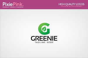 Greenie Logo Template