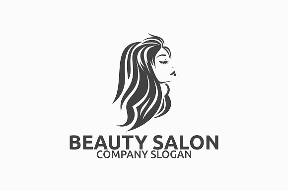 Beauty salon logo logo templates creative market thecheapjerseys Gallery