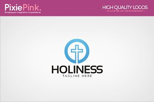 Holiness Logo Template