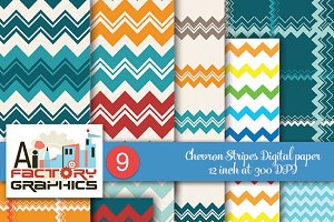 Chevron Pattern Textures Backgrounds
