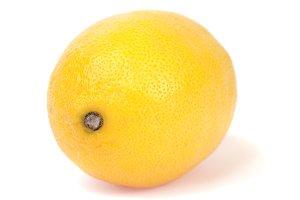 yelow delicious lemon