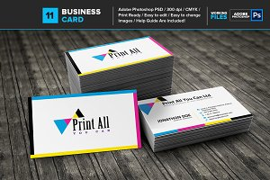 Professional Business Card 11