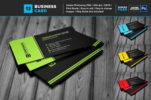 Professional Business Card 13