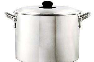 stainless steel cooking