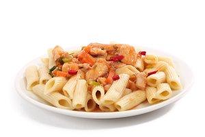 Goulash with macaroni
