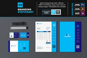 Professional Branding Stationary 02