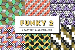 Funky Patterns 2