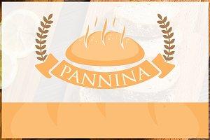 Pannina - Bakery Logo Template