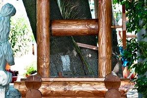 Wood Well