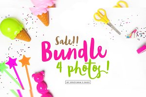 SALE $10 Bundle Styled Stock Photo