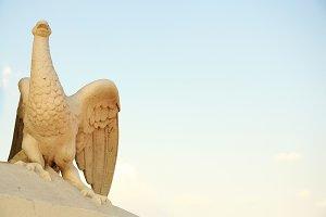 Statue - Phoenix