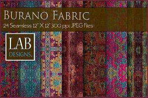 24 Burano Woven Fabric Textures