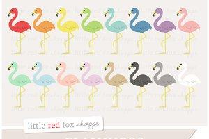 Flamingo Clipart