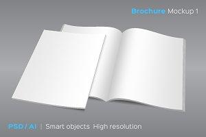 Brochure Mockup 1
