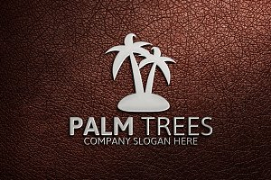 Palm Trees Logo