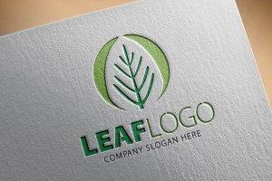 Leaf Logo/2