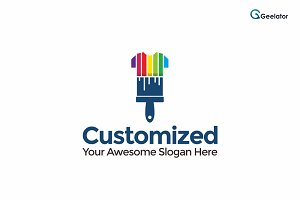 Customized Logo Template