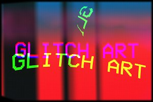 Glitch Art Creation Kit