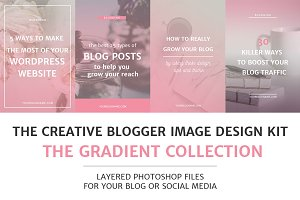 Blog and Social Media Image Kit
