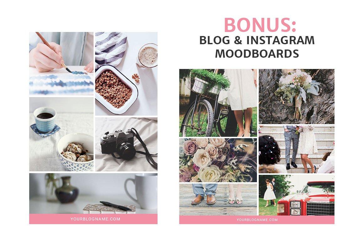 Blog and Social Media Image Kit