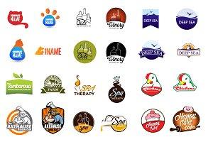 Different logos bundle