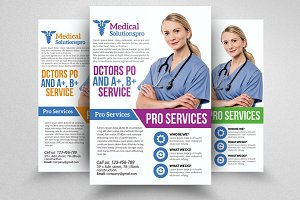 Medical Doctor Flyer