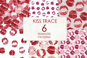 Kiss trace patterns