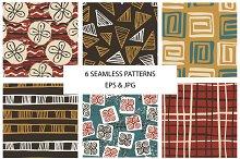 Tribal inspiration - patterns