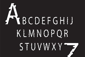 Old-style font