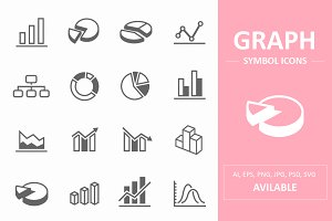 Graph Symbol Icons