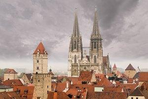 Regensburg Bavaria Germany