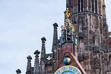 Details of buildings in Germany