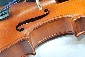 broadside violin