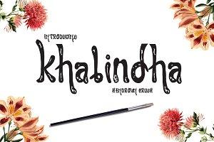 Khalindha