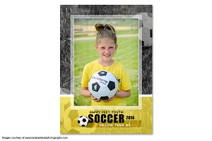 Soccer Memory Mate Template - Ind3