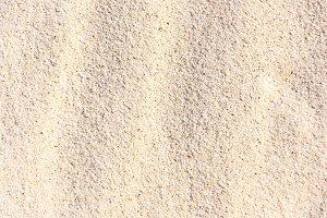 Background - white sea sand