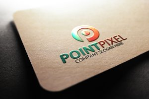 Point Pixel / P Letter Discount % 25