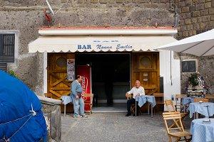 Restaurant in the Cliff