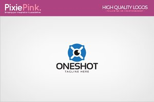 One Shot Logo Template