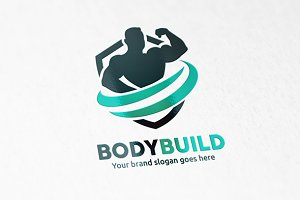 Body Builder Logo