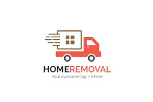 Home Removal Logo