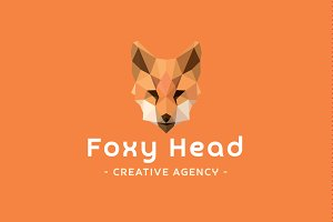 Foxy Head Polygons