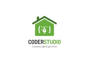 Coder Studio Logo