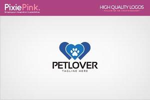 Pet Lover Logo Template