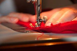 Tailoring Closeup