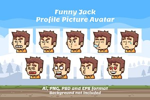 Funny Jack - Profile Picture Avatar