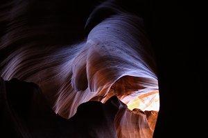 Antelope Canyon Heart // AZ