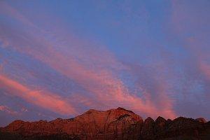 Zion Sunrise // UT